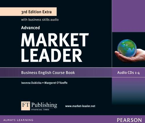 Market Leader 3rd Edition Extra Advanced Class Audio CD - Market Leader (CD-Audio)