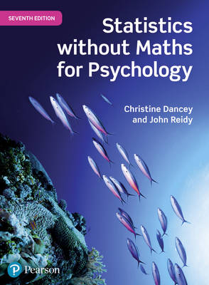 Statistics Without Maths for Psychology (Paperback)