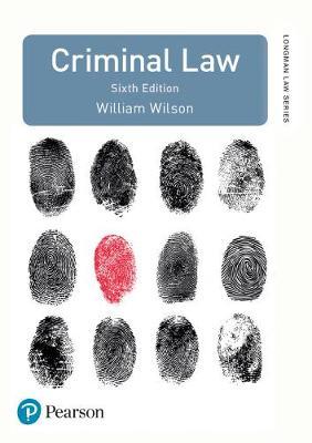 Criminal Law - Longman Law Series (Paperback)