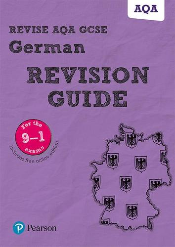 Revise AQA GCSE (9-1) German Revision Guide: includes online edition - Revise AQA GCSE MFL 16