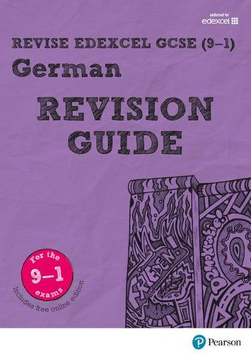Revise Edexcel GCSE (9-1) German Revision Guide: includes online edition - Revise Edexcel GCSE Modern Languages 16