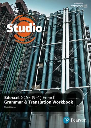 Studio Edexcel GCSE French Grammar and Translation Workbook - Studio Edexcel GCSE French (Paperback)