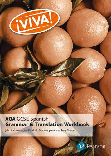 Viva! AQA GCSE Spanish Grammar and Translation Workbook - Viva! AQA GCSE Spanish (Paperback)