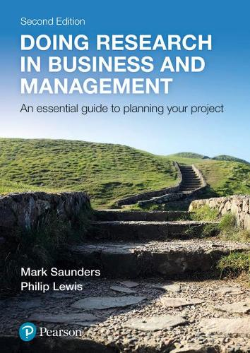Doing Research in Business and Management (Paperback)