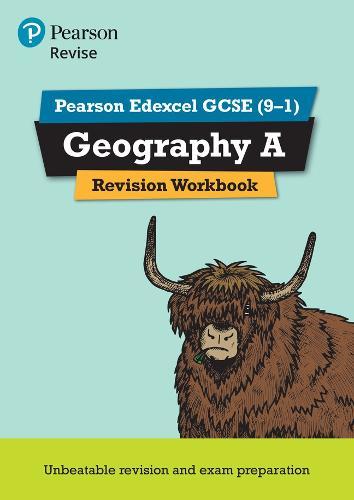 Revise Edexcel GCSE (9-1) Geography A Revision Workbook: for the 9-1 exams - Revise Edexcel GCSE Geography 16 (Paperback)