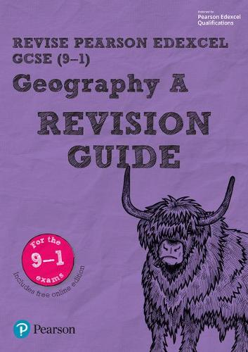 Revise Edexcel GCSE (9-1) Geography A Revision Guide: (with free online edition) - Revise Edexcel GCSE Geography 16