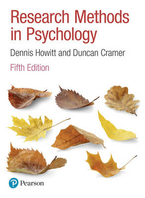 Research Methods in Psychology (Paperback)