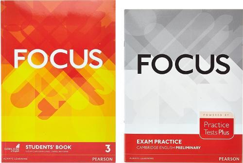 Focus BrE 3 Students' Book & Practice Tests Plus Preliminary Booklet Pack - Focus (Paperback)