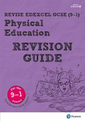 Pearson REVISE Edexcel GCSE (9-1) Physical Education Revision Guide: (with free online Revision Guide) for the 9-1 exams for home learning, 2021 assessments and 2022 exams - Revise Edexcel GCSE Physical Education 16