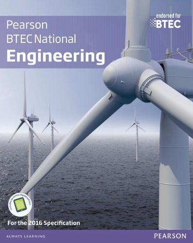 BTEC National Engineering Student Book: For the 2016 specifications - BTEC Nationals Engineering 2016