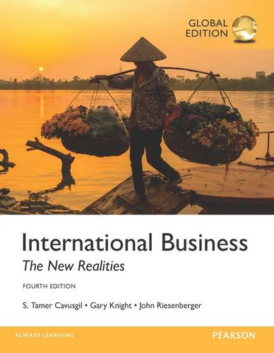 International Business: The New Realities plus MyManagementLab with Pearson eText, Global Edition
