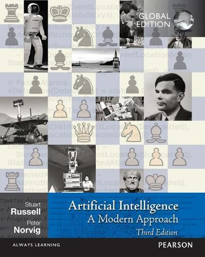 Artificial Intelligence: A Modern Approach, Global Edition (Paperback)