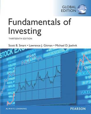 Fundamentals of Investing, Global Edition (Paperback)