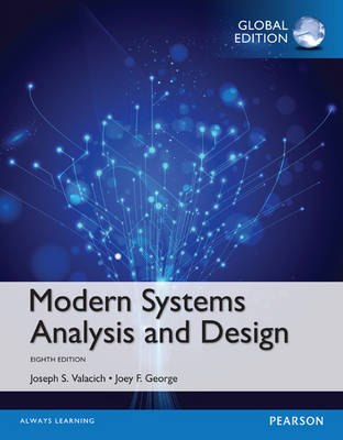 Modern Systems Analysis and Design, Global Edition (Paperback)