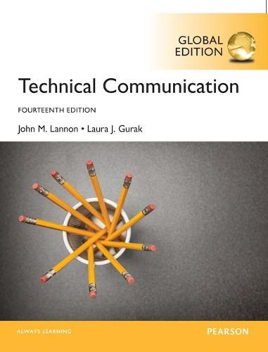 Technical Communication, Global Edition (Paperback)