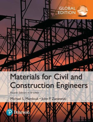 Materials for Civil and Construction Engineers in SI Units (Paperback)