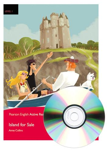 Level 1: Island for Sale Book and Multi-ROM with MP3 for Pack - Pearson English Active Readers
