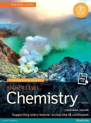 Pearson Baccalaureate Higher Level Chemistry Starter Pack - Pearson International Baccalaureate Diploma: International Editions