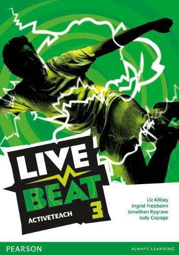 Live Beat 3 ActiveTeach - Upbeat (CD-ROM)