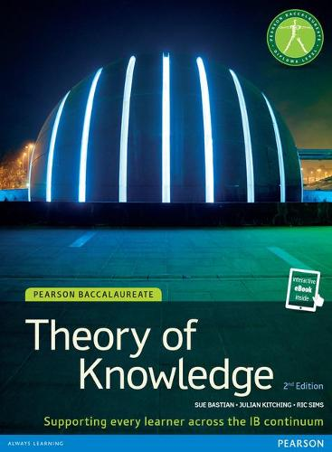 Pearson Baccalaureate Theory of Knowledge Starter Pack - Pearson International Baccalaureate Diploma: International Editions