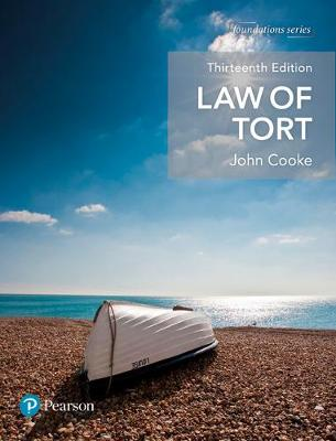 Law of Tort - Foundation Studies in Law Series (Paperback)