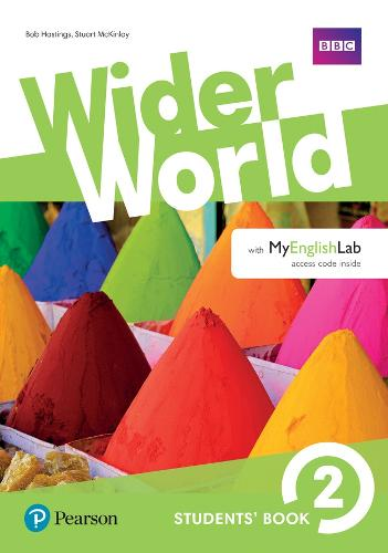 Wider World 2 Students' Book with MyEnglishLab Pack - Wider World