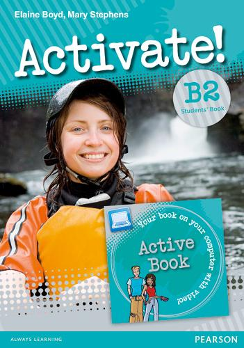 Activate! B2 Student's Book for Active Book Pack - Activate! (Paperback)