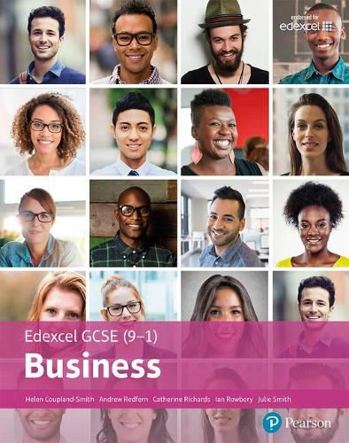 Edexcel GCSE (9-1) Business Student Book (Paperback)
