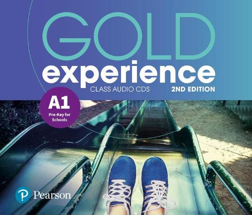 Gold Experience 2nd Edition A1 Class Audio CDs - Gold Experience (CD-Audio)