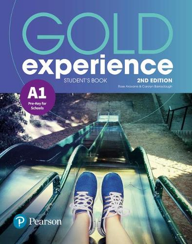 Gold Experience 2nd Edition A1 Students' Book - Gold Experience (Paperback)