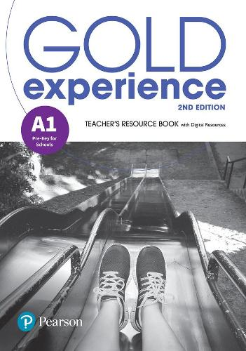 Gold Experience 2nd Edition A1 Teacher's Resource Book - Gold Experience (Paperback)
