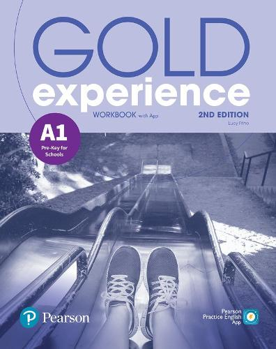Gold Experience 2nd Edition A1 Workbook - Gold Experience (Paperback)