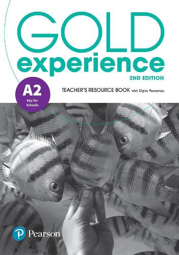 Gold Experience 2nd Edition A2 Teacher's Resource Book - Gold Experience (Paperback)