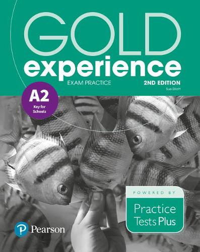 Gold Experience 2nd Edition Exam Practice: Cambridge English Key for Schools (A2) - Gold Experience (Paperback)
