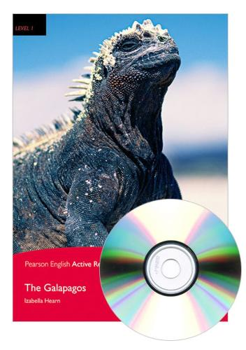 Level 1: The Galapagos Book & Multi-ROM with MP3 Pack - Pearson English Active Readers