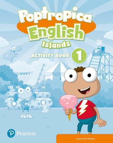 Poptropica English Islands Level 1 Activity Book - Poptropica (Paperback)