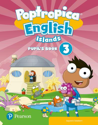 Poptropica English Islands Level 3 Pupil's Book plus Online World Access Code for pack - Poptropica (Paperback)