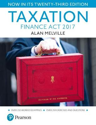 Taxation: Finance Act 2017 (Paperback)