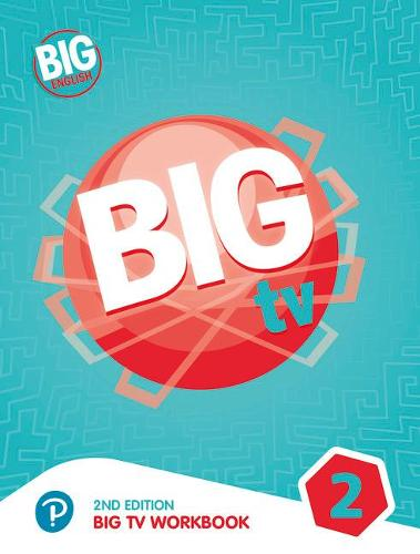 Big TV 2 Workbook - Big English (Paperback)
