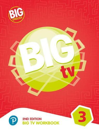 Big TV 3 Workbook - Big English (Paperback)