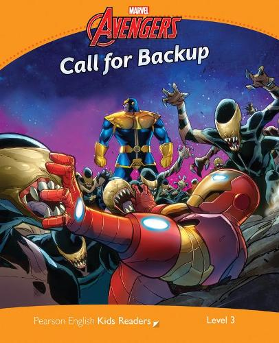 Level 3: Marvel's Avengers: Call for Back Up - Pearson English Kids Readers (Paperback)