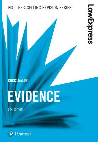 Law Express: Evidence, 5th edition - Law Express (Paperback)
