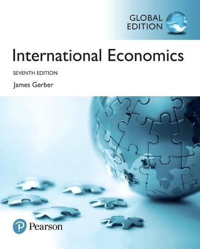 International Economics plus Pearson MyLab Economics with Pearson eText, Global Edition