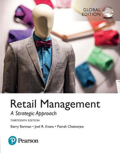 Retail Management, Global Edition (Paperback)