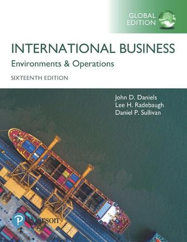 International Business, Global Edition (Paperback)