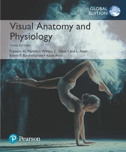Cover Visual Anatomy & Physiology plus Pearson Mastering A&P with Pearson eText, Global Edition