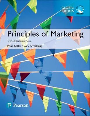 Principles of Marketing, Global Edition (Paperback)