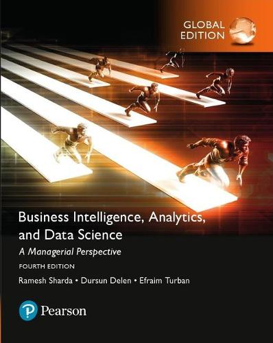 Business Intelligence: A Managerial Approach, Global Edition (Paperback)