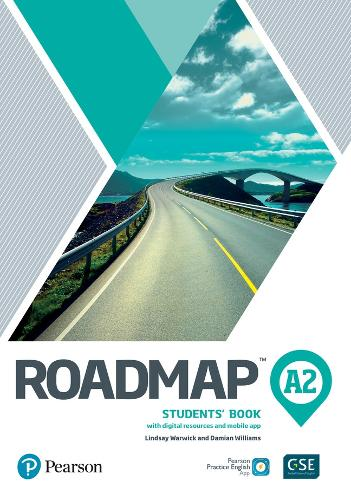 Roadmap A2 Students' Book with Digital Resources & App - Roadmap