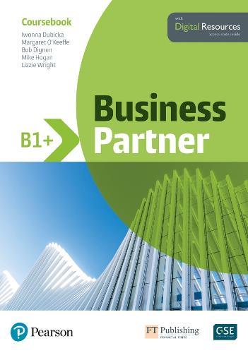 Business Partner B1+ Coursebook and Basic MyEnglishLab Pack - Business Partner